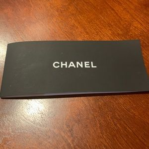 CHANEL Accessories - CHANEL Glasses Pouch w/ box & booklet